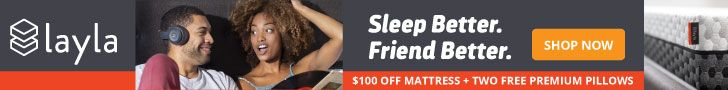 Layla Sleep Memory Foam