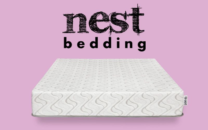 Nest Bedding Bolster Dog Bed